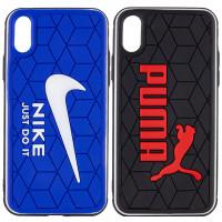 """TPU Чехол Sneakers для Apple iPhone X / XS (5.8"""")"""