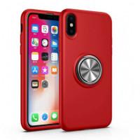 """TPU чехол Summer ColorRing под магнитный держатель для Apple iPhone XS (5.8"""")"""