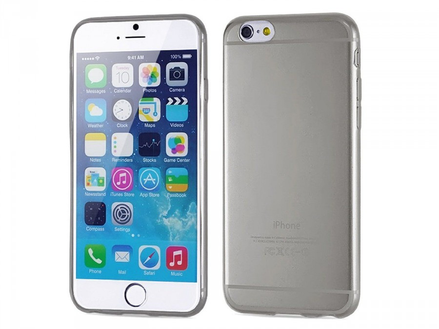 Купить TPU чехол Ultrathin Series 0,33mm для Apple iPhone 6/6s plus (5.5') за 109 грн