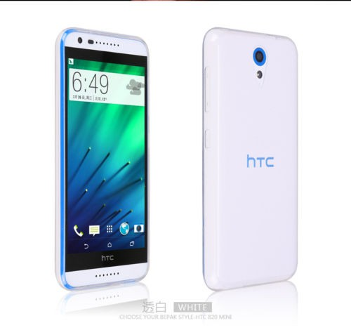 Купить TPU чехол Ultrathin Series 0,33mm для HTC Desire 620/Desire 820 mini за 109 грн