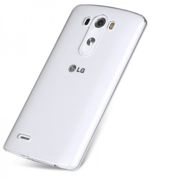 Купить TPU чехол Ultrathin Series 0,33mm для LG D855/D850/D856 Dual G3 за 109 грн