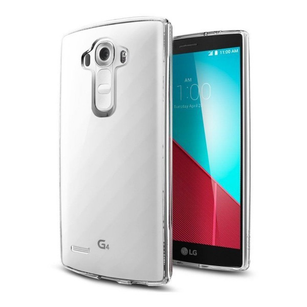 Купить TPU чехол Ultrathin Series 0,33mm для LG H815 G4 за 109 грн