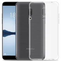 TPU чохол Ultrathin Series 0,33mm для Meizu 15 Plus