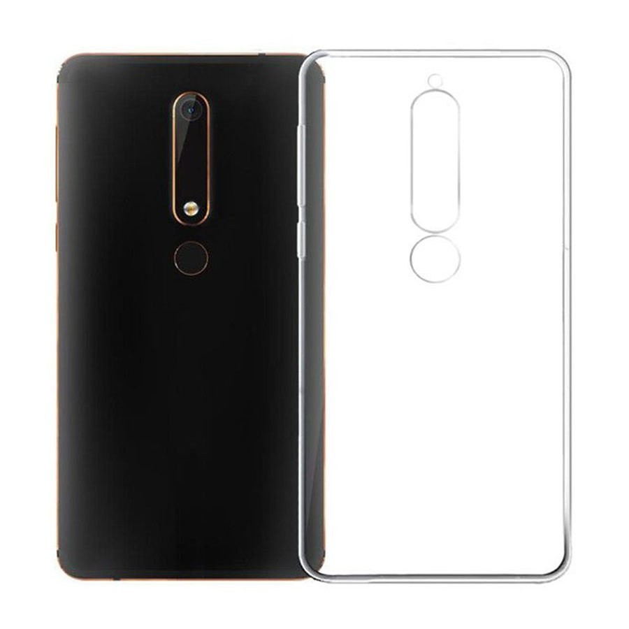 TPU чехол Ultrathin Series 0,33mm для Nokia 6.1