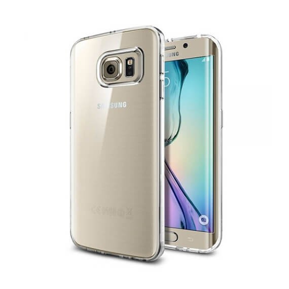 TPU чохол Ultrathin Series 0,33mm для Samsung Galaxy S6 Edge (G925F)