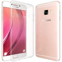 TPU чехол Ultrathin Series 0,33mm для Samsung Galaxy C7