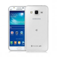 TPU чехол Ultrathin Series 0,33mm для Samsung j500H Galaxy J5