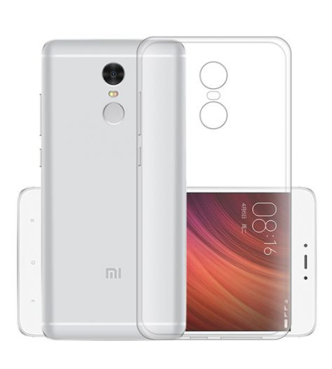TPU чехол Ultrathin Series 0,33mm для Xiaomi Redmi Note 4