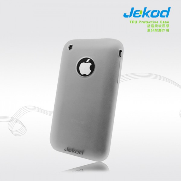 Купить TPU чехол Jekod для Apple Iphone 3G/S (+ пленка) за 59 грн