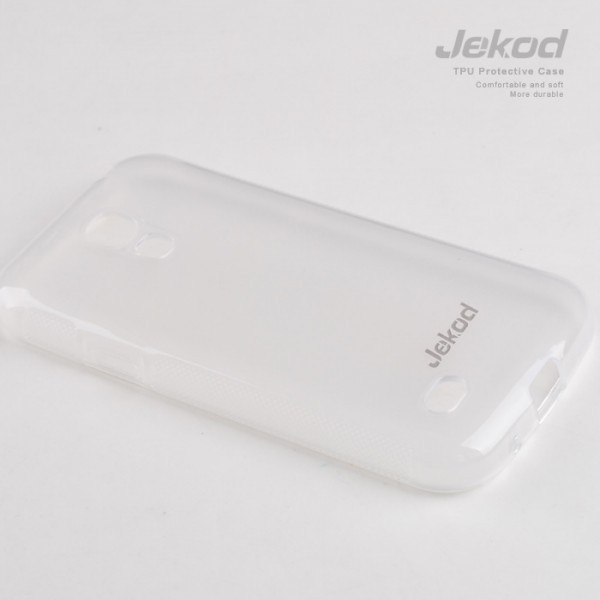 Купить TPU чехол Jekod для Samsung i9192/i9190/i9195 Galaxy S4 mini (+ пленка) за 59 грн