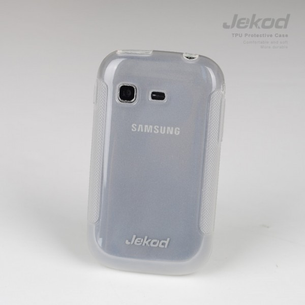 Купить TPU чехол Jekod для Samsung s5302 Galaxy Pocket Duos (+ пленка) за 59 грн