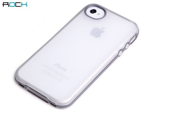 Купить TPU чехол Joyful Free Series для Apple iPhone 4/4S за 139 грн