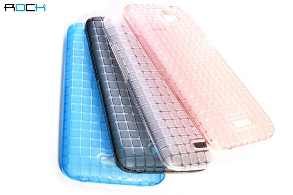 Купить TPU чехол ROCK Magic Cube для HTC One X / HTC One XL за 129 грн