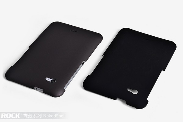 Пластиковая накладка ROCK NakedShell series для Samsung Galaxy Tab 7.0 Plus P3100