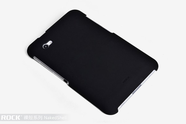 Пластиковая накладка ROCK NakedShell series для Samsung Galaxy Tab 7.0 Plus P6200