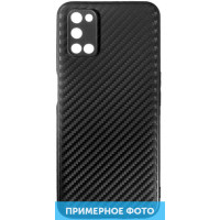TPU чехол Epic Carbon для Oppo A72