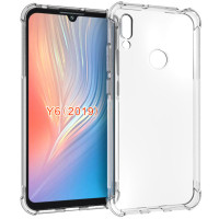 TPU чехол Epic Ease с усиленными углами для Huawei Y6s (2019)