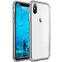 """TPU чехол Epic Premium Transparent для Apple iPhone X (5.8"""")"""
