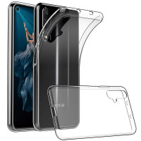 TPU чехол Epic Premium Transparent для Huawei Honor 20 / Nova 5T