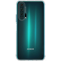 TPU чехол Epic Premium Transparent для Huawei Honor 20 Pro