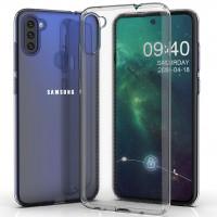 TPU чехол Epic Premium Transparent для Samsung Galaxy A11 / M11