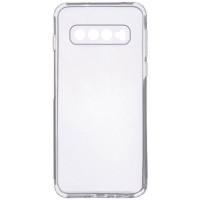 TPU чехол Epic Premium Transparent для Samsung Galaxy S10
