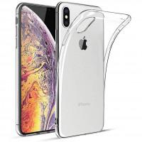 "TPU чехол Epic Transparent 1,0mm для Apple iPhone X / XS (5.8"")"