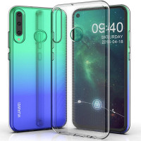 TPU чехол Epic Transparent 1,0mm для Huawei P40 Lite E / Y7p (2020)