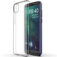TPU чехол Epic Transparent 1,0mm для Huawei Y5p
