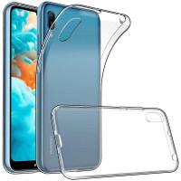 TPU чехол Epic Transparent 1,0mm для Huawei Y6 Pro (2019)