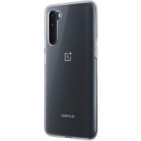 TPU чехол Epic Transparent 1,0mm для OnePlus Nord / OnePlus Z