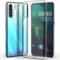 TPU чохол Epic Transparent 1,0mm для Oppo Reno 3