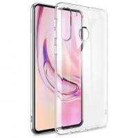 TPU чехол Epic Transparent 1,0mm для Samsung Galaxy A21