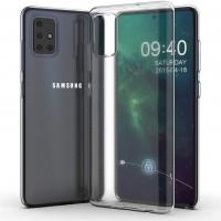 TPU чехол Epic Transparent 1,0mm для Samsung Galaxy A31