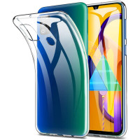 TPU чехол Epic Transparent 1,0mm для Samsung Galaxy M31