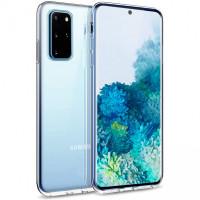TPU чехол Epic Transparent 1,0mm для Samsung Galaxy S20+