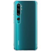TPU чехол Epic Transparent 1,0mm для Xiaomi Mi Note 10 / Note 10 Pro / Mi CC9 Pro