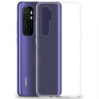 TPU чехол Epic Transparent 1,0mm для Xiaomi Mi Note 10 Lite