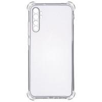 TPU чехол GETMAN Ease logo усиленные углы для Xiaomi Mi Note 10 Lite