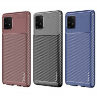 TPU чехол iPaky Kaisy Series для Samsung Galaxy A91