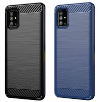 TPU чехол iPaky Slim Series для Samsung Galaxy A71