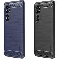 TPU чехол iPaky Slim Series для Xiaomi Mi Note 10 Lite