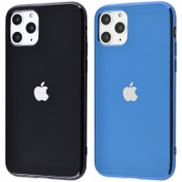 "TPU чехол Matte LOGO для Apple iPhone 11 Pro Max (6.5"")"