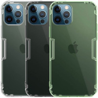 TPU чехол Nillkin Nature Series для Apple iPhone 12 (6.1'')