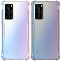 TPU чехол Nillkin Nature Series для Huawei P40
