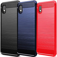 TPU чехол Slim Series для Samsung Galaxy A01 Core