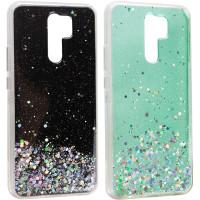 TPU чехол Star Glitter для Xiaomi Redmi 9