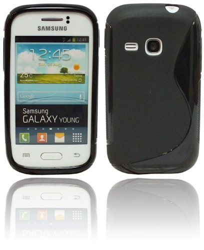 TPU Duotone для Samsung s6312 Galaxy Young Duos