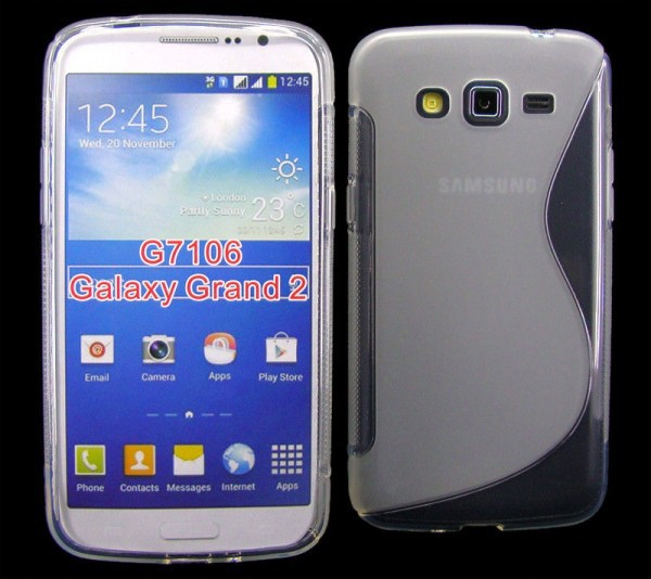 Купить TPU Duotone для Samsung G7102 Galaxy Grand 2 за 96 грн