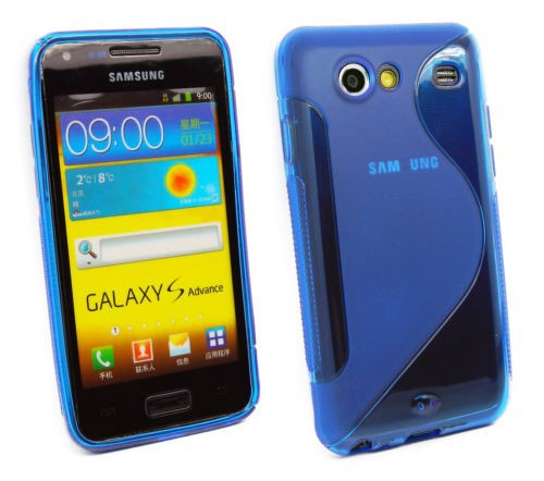Купить TPU Duotone для Samsung i9070 Galaxy S Advance за 65 грн